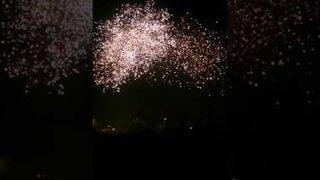 Aldwinians fireworks display  2016 part1