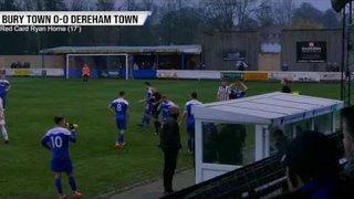 Bury Town Vs Dereham Town