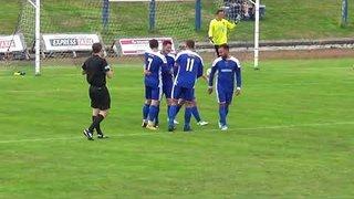Bo;ness United v Tweedmouth Rangers 11/8/18