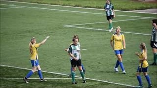 Pre Season: Barry Town Utd Ladies v Aberystwyth Match Highlights
