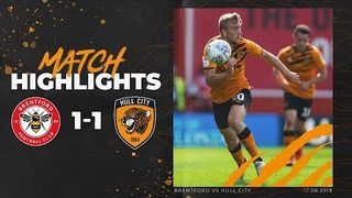 Brentford 1-1 Hull City | Highlights | Sky Bet Championship