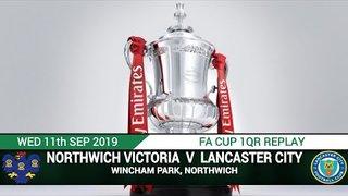 [NVTV][FACUP] Northwich Victoria Vs Lancaster City [HIGHLIGHTS]