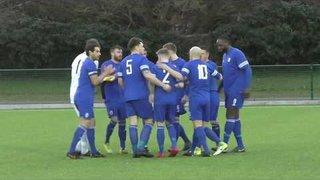 Haywards Heath Town  vs Saltdean United - Peter Bentley Cup Semi-Final - 27th March 2018