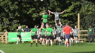 3XV v Reading Abbey (19.10.2019) (Courtesy Dave Broadbridge)