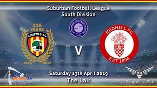 HIGHLIGHTS - Lingfield FC Res v Redhill FC Res - League - 13-04-2019