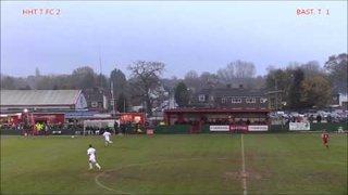 Hemel Hempstead Town FC v Basingstoke Town FC