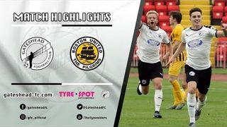 HIGHLIGHTS: Gateshead 3-0 Boston United (14/09/19)