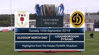 Glossop North End v Loughborough Dynamo 10/09/19