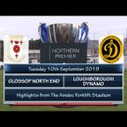 Glossop North End v Loughborough Dynamo 10/09/19