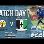 Cray Valley Highlights - East Grinstead Town FC vs Cray Valley (PM) FC