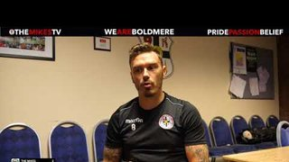 The Mikes TV | The Mikes 2-1 Lye Town | Craig Milligan | Post Match Interview