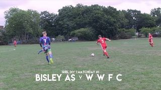Bisley AS vs WWFC   18/19 Season
