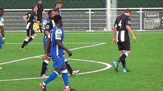 Pre Season Grays Ath v Tilbury FC