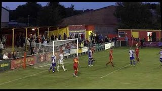 Banbury United 1 Nuneaton Borough 1 - 13th August 2019