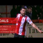 GOALS | Witton Albion 4-2 Hyde United