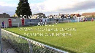 Football Match - Bowers & Pitsea V Aveley