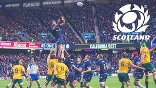 Scotland v Australia | Highlights