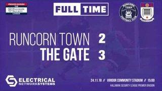 GOALS: Runcorn Town 2-3 Squires Gate
