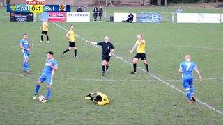 Spalding United v Belper Town