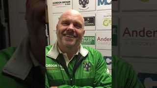 [NVTV] Silsden post match interview