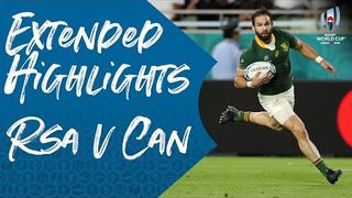 Extended Highlights: South Africa v Canada