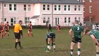 Sidmouth vs Chard 1st Half