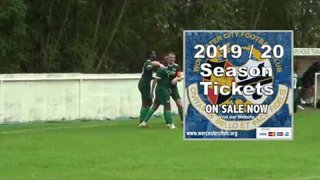 Pre-Season Friendly - Goal at Bewdley