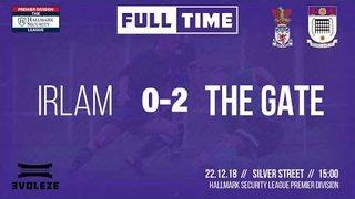 GOALS: Irlam 0-2 Squires Gate