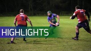 HIGHLIGHTS: Whitecraigs RFC vs Hamilton - NL2 (02-02-18)
