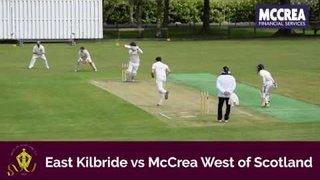 East Kilbride vs McCrea West of Scotland (4th May 2019)