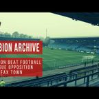 ALBION ARCHIVE | Witton beat Football League opposition Halifax Town!