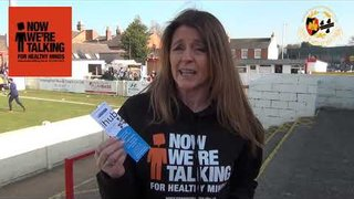 NHS Healthy Minds at Worcester City FC