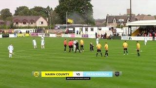 Nairn County vs Fraserburgh | Highlights | Breedon Highland League | 14 September 2019