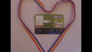USPHC Stonewall Rainbow Laces