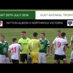[NVTV] [VIJAY ANTHWAL TROPHY] Witton Albion v Northwich Victoria [HIGHLIGHTS]