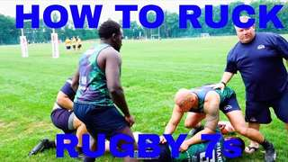 HOW TO RUCK | RUGBY 7s