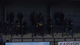 MATCH HIGHLIGHTS: CORBY TOWN V COLESHILL TOWN: