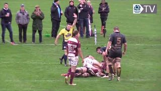 Tennent's Premiership & National League 1 Highlights   Round 7