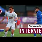 Cameron James post Felixstowe & Walton Utd (A)