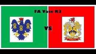 [NVTV] Northwich Victoria VS Silsden FC FA Vase Round 3 [FAVASE] [NWCFL]