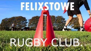 Felixstowe Rugby Club mini's