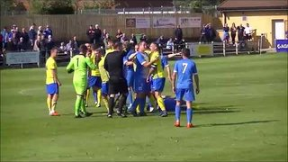 Musselburgh Athletic 3 - 1 Bo'ness United Highlights