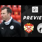 PREVIEW   Williamson looks ahead to Kettering Town