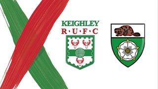 Beverley RUFC v Keighley RUFC - Highlights