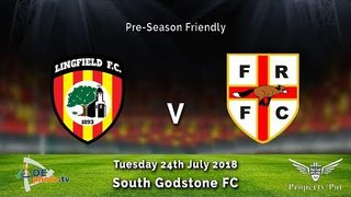 Lingfield FC 6v0 Farleigh Rovers FC - Pre-Season - 24-07-2018 - Highlights