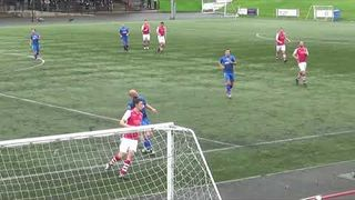 Broxburn Athletic v Bo'ness United Match Highlights