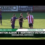 [NVTV][FRIENDLY] Witton Albion Vs Northwich Victoria [HIGHLIGHTS]