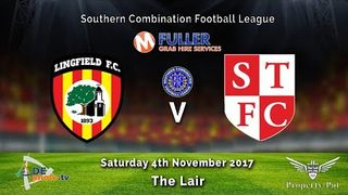 Lingfield FC v Seaford Town FC - League - 04-11-2017