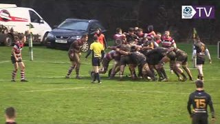 Tennent's Premiership & National League 1 Highlights   Round 13