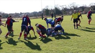 Fawley 1st XV v Overton 18/02/17 Clip 1